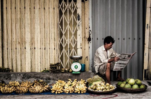 Pasar Modern Tangerang Selatan